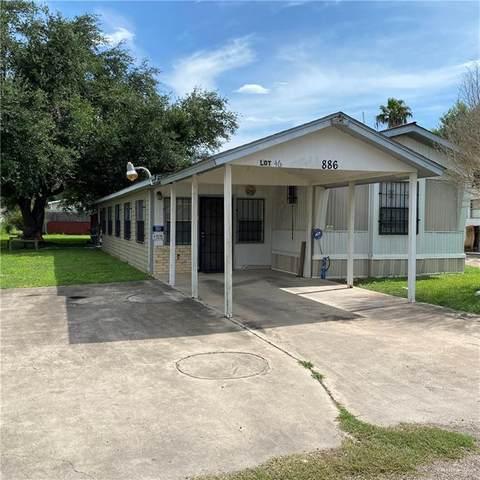 886 Kennard, Donna, TX 78537 (MLS #362346) :: The MBTeam