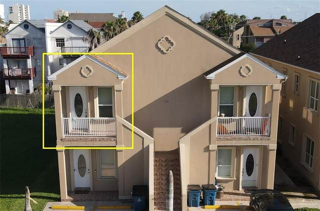 115 E Hibiscus A3, South Padre Island, TX 78597 (MLS #362359) :: The MBTeam