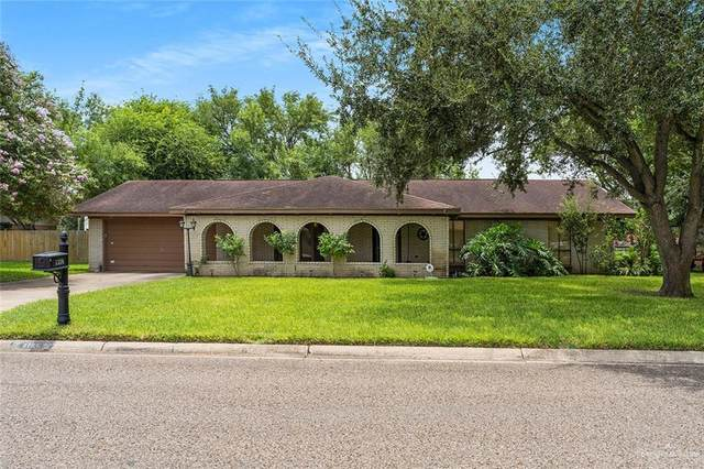 1106 Country Club, Mission, TX 78572 (MLS #362361) :: The Ryan & Brian Real Estate Team