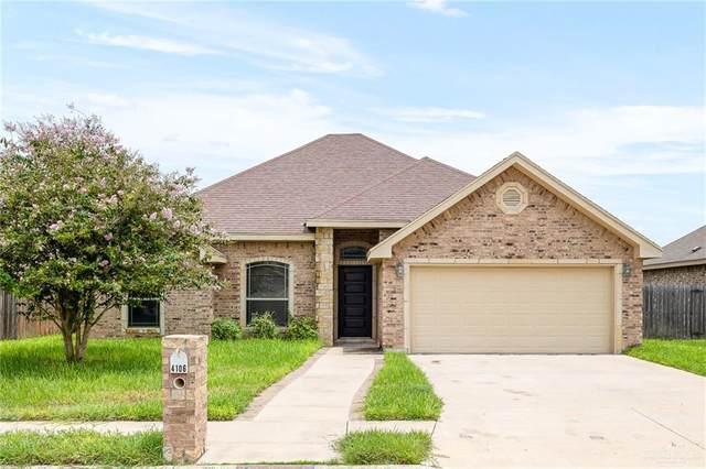 4106 Dishman, Edinburg, TX 78542 (MLS #362387) :: API Real Estate