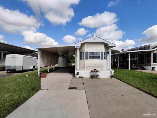 2420 Bobolink Circle W, Mission, TX 78572 (MLS #362418) :: The Ryan & Brian Real Estate Team