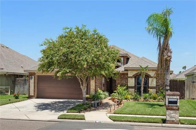 407 Bernal, Edinburg, TX 78539 (MLS #362420) :: The Ryan & Brian Real Estate Team