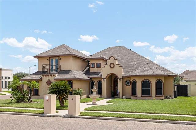601 Pink Bugambilia, Pharr, TX 78577 (MLS #362429) :: The Ryan & Brian Real Estate Team