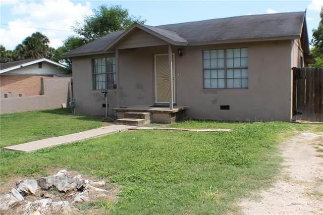 210 E Boone, Pharr, TX 78577 (MLS #362457) :: API Real Estate