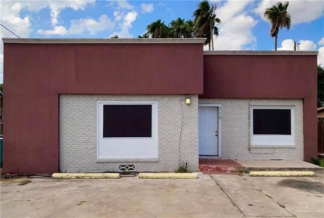 318 W Sam Houston, Pharr, TX 78577 (MLS #362489) :: Imperio Real Estate