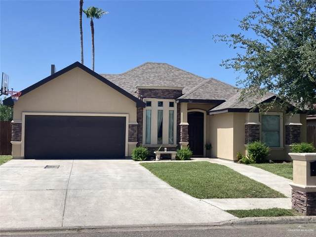703 W 24th, Mission, TX 78574 (MLS #362560) :: The MBTeam