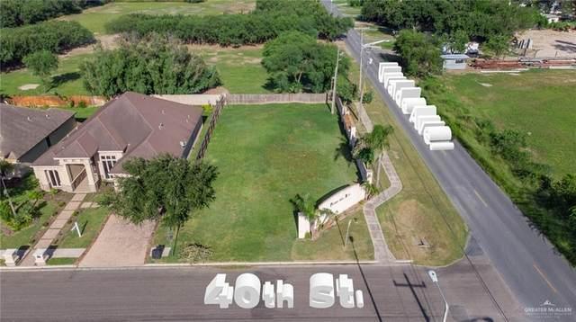 2033 S 40th, Mcallen, TX 78503 (MLS #362562) :: The Ryan & Brian Real Estate Team