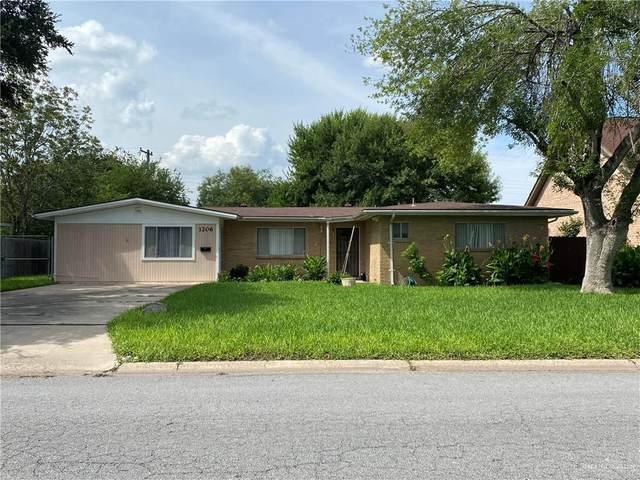 1206 W Jonquil, Mcallen, TX 78501 (MLS #362582) :: Key Realty
