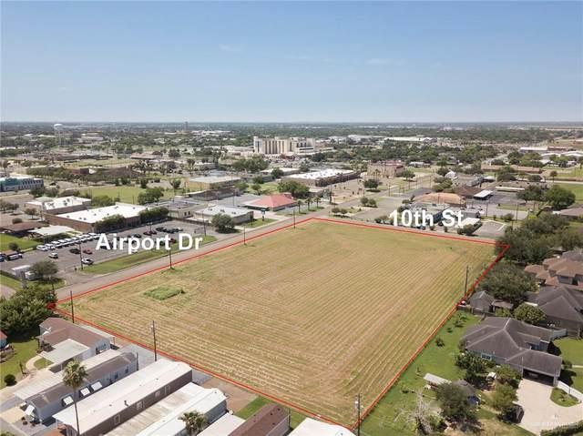 000 S Airport, Weslaco, TX 78596 (MLS #362598) :: API Real Estate
