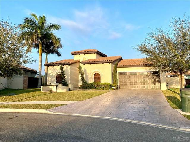 3101 Santa Iliana, Mission, TX 78572 (MLS #362638) :: The Lucas Sanchez Real Estate Team