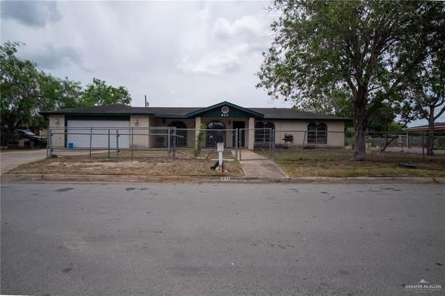 840 Arlington, San Benito, TX 78586 (MLS #362658) :: Imperio Real Estate