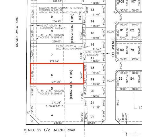9616 Carmen Avila, Edinburg, TX 78542 (MLS #362689) :: The Lucas Sanchez Real Estate Team