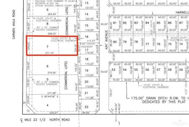 9702 Carmen Avila, Edinburg, TX 78542 (MLS #362690) :: The Lucas Sanchez Real Estate Team