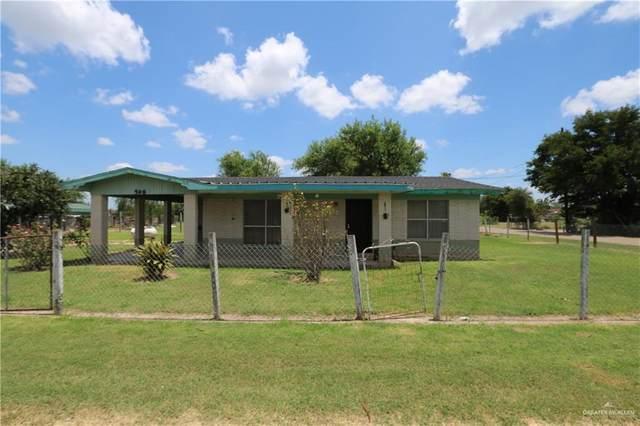 598 Jose Garcia, Los Ebanos, TX 78565 (MLS #362741) :: The Ryan & Brian Real Estate Team