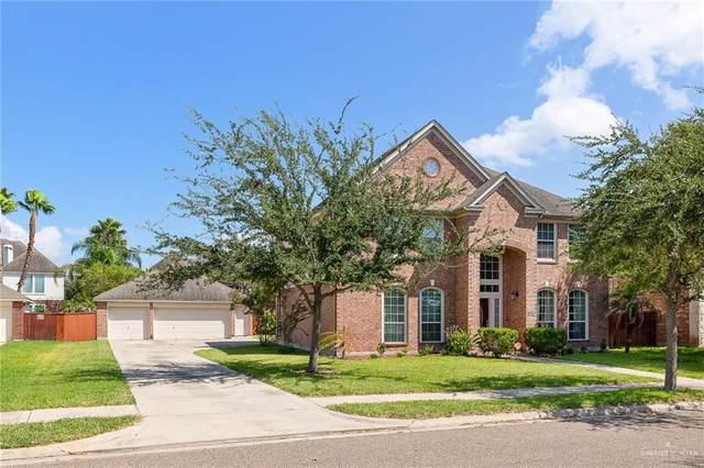 2503 San Efrain, Mission, TX 78572 (MLS #362756) :: The Lucas Sanchez Real Estate Team