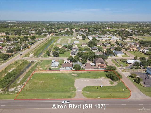 324 N Alton, Alton, TX 78573 (MLS #362845) :: The Ryan & Brian Real Estate Team