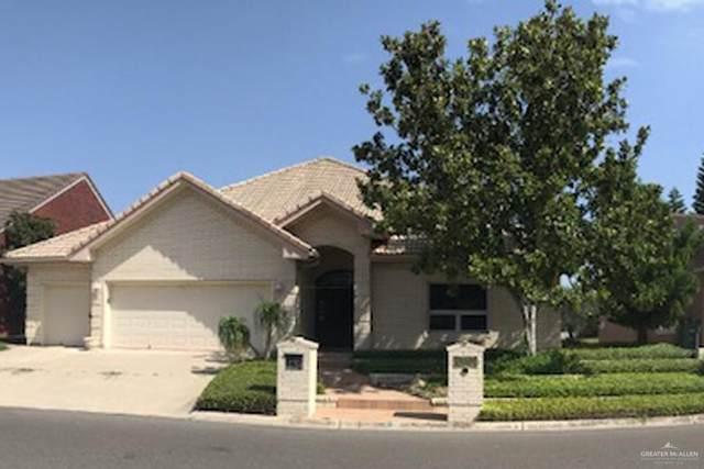 818 Cimarron, Mission, TX 78572 (MLS #362895) :: API Real Estate