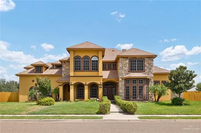 4028 Southern Breeze, Edinburg, TX 78541 (MLS #362971) :: Imperio Real Estate
