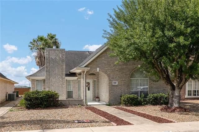 315 Karen, Alamo, TX 78516 (MLS #362985) :: The Ryan & Brian Real Estate Team
