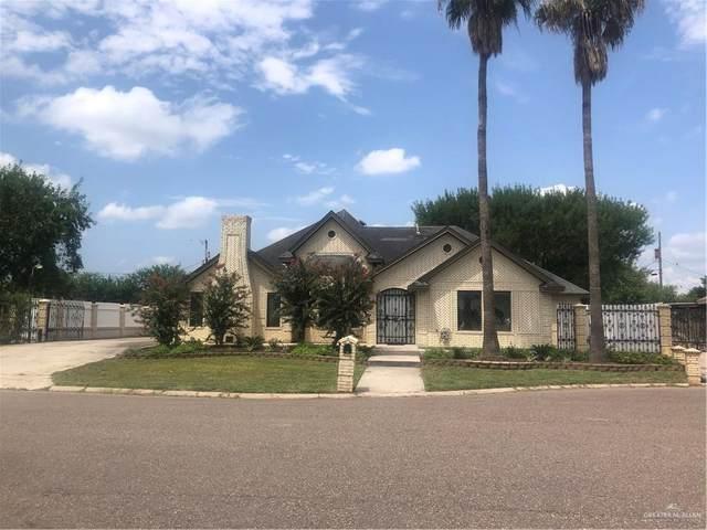 110 S Hinojosa S, Rio Grande City, TX 78582 (MLS #363077) :: Jinks Realty