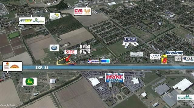 TBD Expressway 83, Weslaco, TX 78596 (MLS #363082) :: API Real Estate