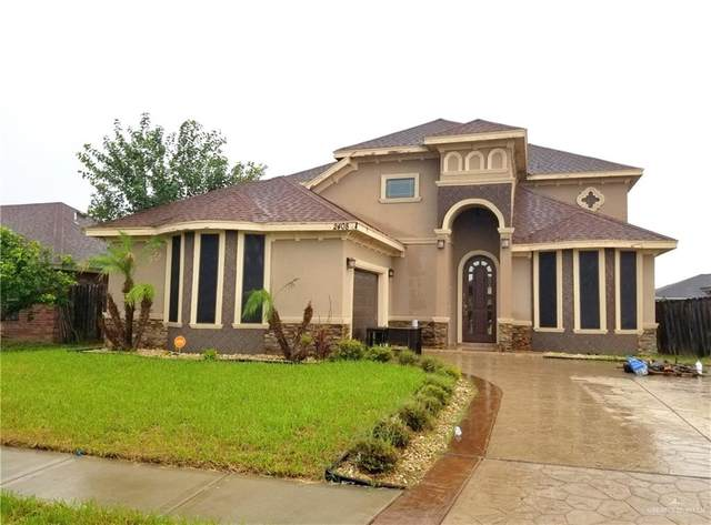 2408 Gardenia, San Juan, TX 78589 (MLS #364162) :: The Ryan & Brian Real Estate Team