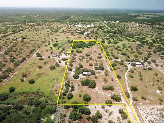 Lot 28 Loma Blanca, Rio Grande City, TX 78582 (MLS #364174) :: Jinks Realty
