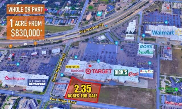 717 E Ridge, Mcallen, TX 78503 (MLS #364193) :: The Ryan & Brian Real Estate Team
