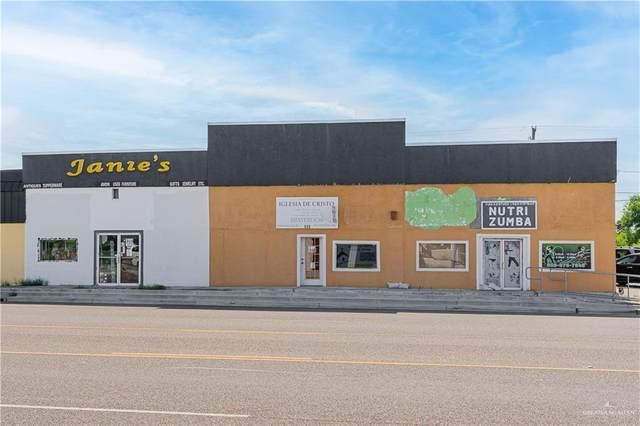 308-322 N Broadway, Elsa, TX 78543 (MLS #364206) :: The Ryan & Brian Real Estate Team