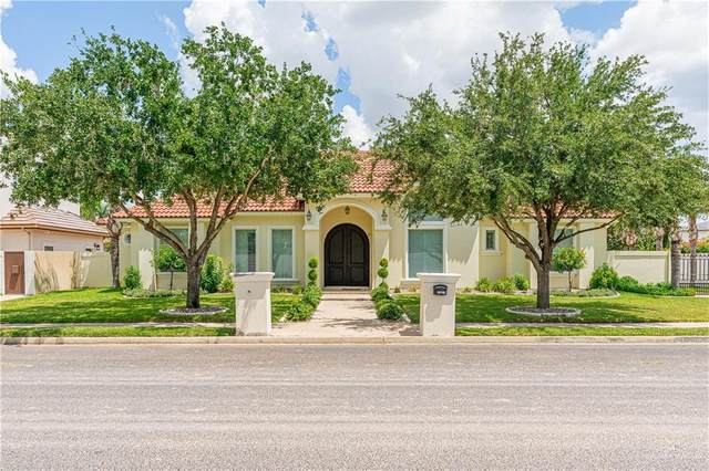 1409 S Stewart, Mission, TX 78572 (MLS #364233) :: The Ryan & Brian Real Estate Team