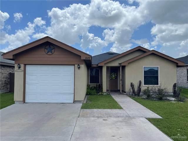 829 Alexandria, Mercedes, TX 78570 (MLS #364287) :: The Ryan & Brian Real Estate Team