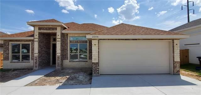 2504 E Bella Vista, Alton, TX 78573 (MLS #364290) :: The Ryan & Brian Real Estate Team