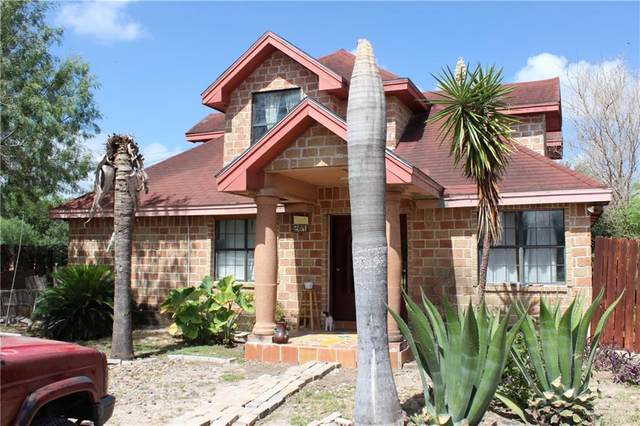 201 Flores, Mission, TX 78572 (MLS #364292) :: Imperio Real Estate
