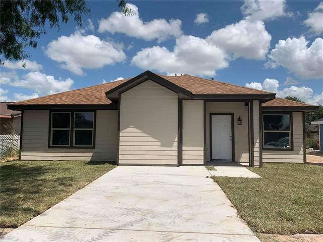 212 W 1st, La Joya, TX 78560 (MLS #364336) :: Imperio Real Estate