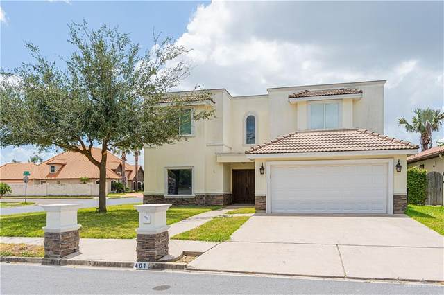 401 Yellowhammer, Mcallen, TX 78504 (MLS #364344) :: The Ryan & Brian Real Estate Team