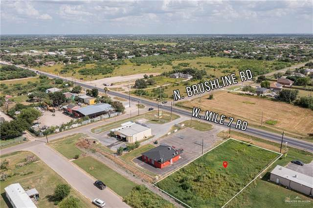 6204 W Mile 7, Mission, TX 78574 (MLS #364389) :: The Ryan & Brian Real Estate Team