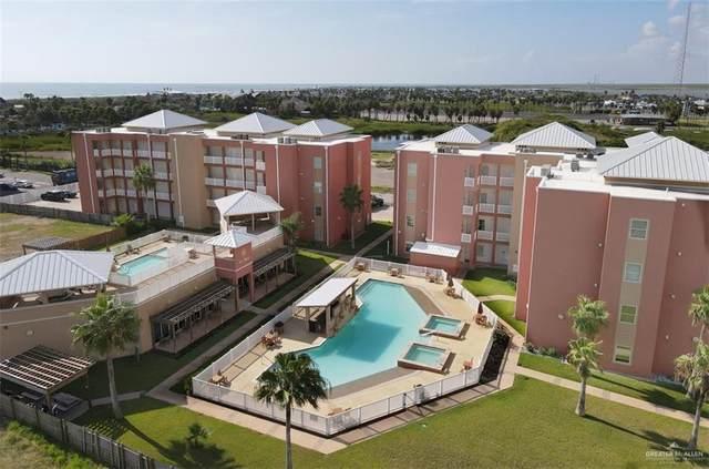 150 Padre F101, South Padre Island, TX 78597 (MLS #364397) :: The Ryan & Brian Real Estate Team