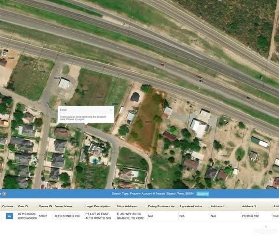 00 Old Us Hwy 83, Rio Grande City, TX 78582 (MLS #364420) :: Jinks Realty
