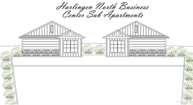 2128 Northridge, Harlingen, TX 78550 (MLS #364424) :: The Ryan & Brian Real Estate Team