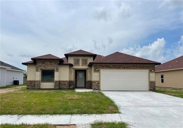 606 San Jacinto, Mercedes, TX 78570 (MLS #364448) :: The Ryan & Brian Real Estate Team