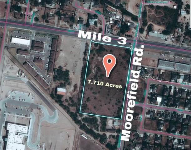 0 N Mile 3, Mission, TX 78572 (MLS #364508) :: Jinks Realty