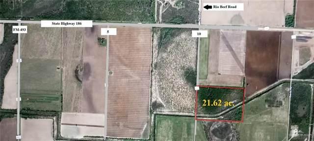 000 State Highway 186, La Sara, TX 78561 (MLS #364511) :: RE/MAX PLATINUM