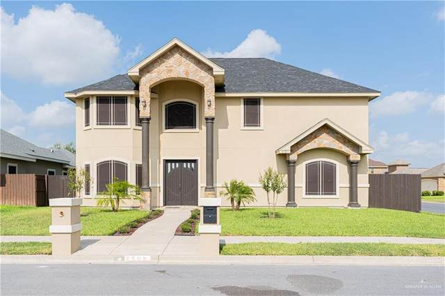 2509 Mandela, Edinburg, TX 78541 (MLS #364536) :: API Real Estate