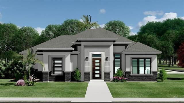 805 Lark, Alamo, TX 78516 (MLS #364544) :: The Ryan & Brian Real Estate Team
