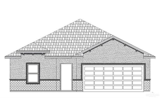 202 Aaron, Mercedes, TX 78570 (MLS #364565) :: The Ryan & Brian Real Estate Team