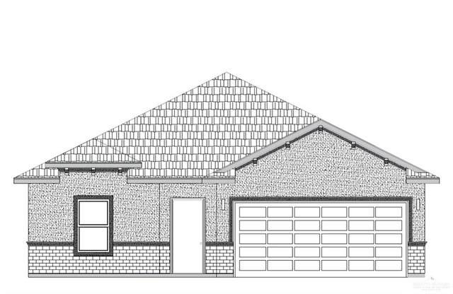 6305 Santa Lucia, Donna, TX 78537 (MLS #364592) :: The Ryan & Brian Real Estate Team