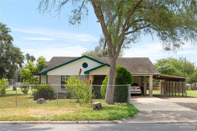 218 Fredrick, Edcouch, TX 78538 (MLS #364669) :: The MBTeam