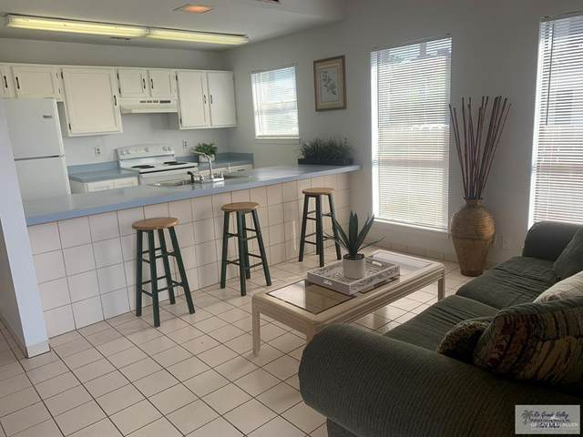 104 E Verna Jean E #102, South Padre Island, TX 78597 (MLS #364729) :: The Ryan & Brian Real Estate Team