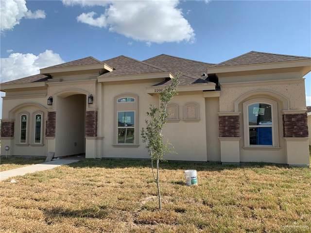 2208 Brightwood, Weslaco, TX 78596 (MLS #364777) :: The MBTeam