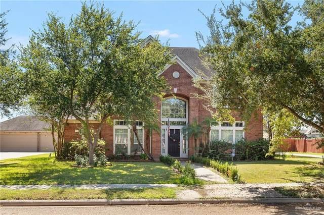 2908 San Efrain, Mission, TX 78572 (MLS #364783) :: The Ryan & Brian Real Estate Team